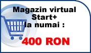 Creare magazin Virtual